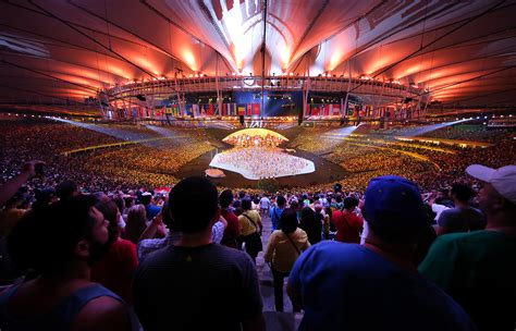 rio  olympic opening ceremony     show
