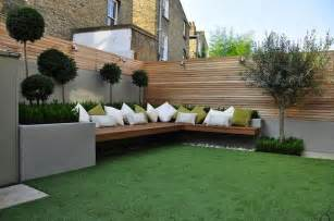 Outdoor Entertainment Area On A Budget - modern garden canvas factory