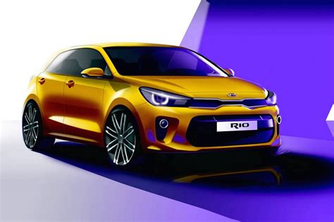 All New Kia All New Kia Previewed Before Gets New Design