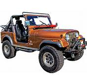 Clipart  Red Jeep