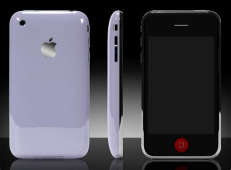 Colorware Spruces Up The Iphone by Colorware Does Their Thing For The Iphone 3g