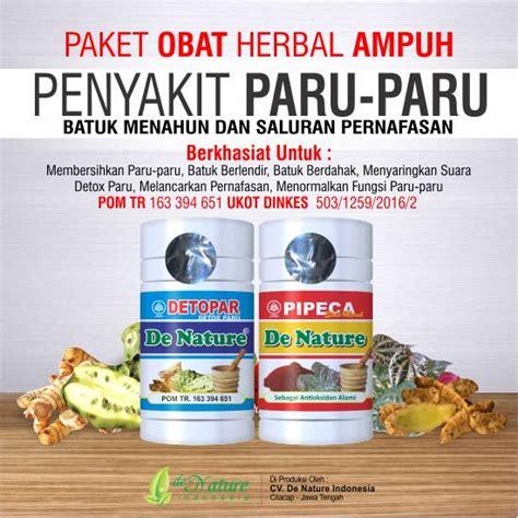 pengobatan  batuk tb paru obat infeksi paru paru herbal