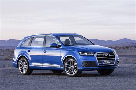 Audi Q7 Daten by Audi Q7 Technische Daten Und Verbrauch