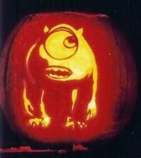 mike wazowski pumpkin carving template diy obsessed on 432 pins