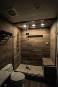 Spa Bath Shower Contemporary Spa Bathroom With Heated Shower Bench