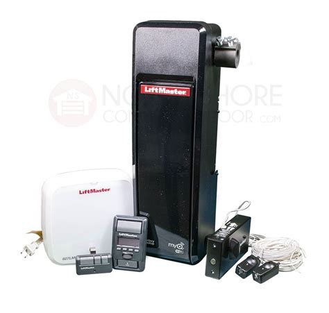 Built In Garage Door Opener The Elite Series 8500w Wall Mount Garage Door Opener By Liftmaster W Built In Wi Fi