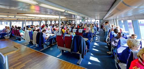 catamaran ferry interior downtown vancouver to victoria high speed commuter ferry