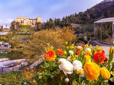 giardini di sissi merano un weekend insolito ai giardini di sissi vita in cer