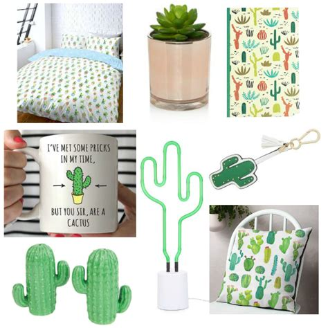 cactus trend how to style the cactus home trend on a budget penny