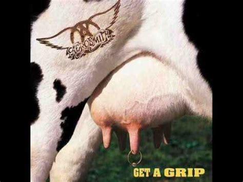 getting a aerosmith get a grip lyrics
