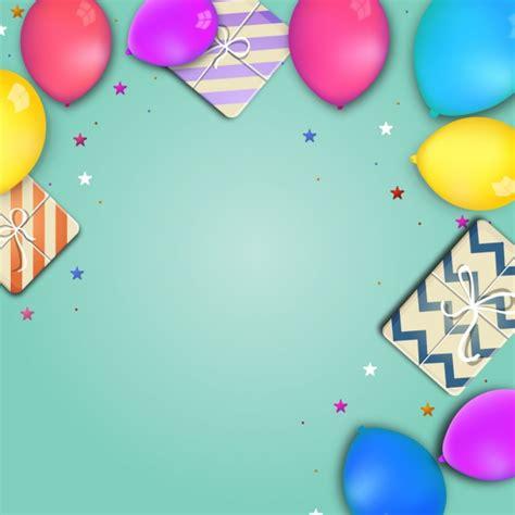 backdrop design happy birthday birthday background design vector premium download