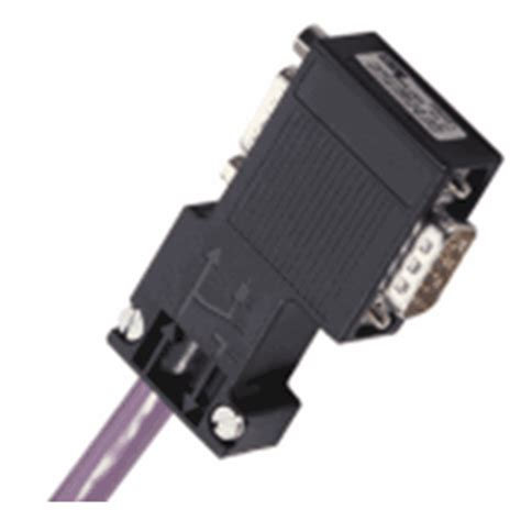 Siemens Profibus Connector siemens profibus dp ip 20 db9 pg connector 90 176 procentec