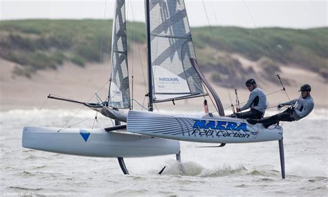 catamaran nacra nacra f20 fcs vs flying phantom catamaran racing news