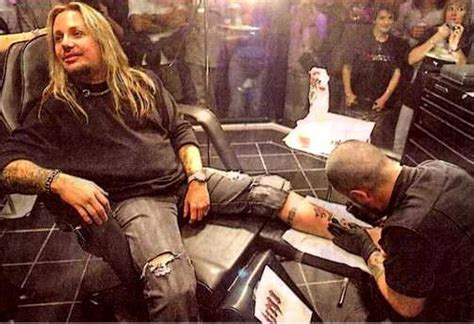 vince neil tattoos inked out vince neil ink the aquarian