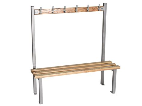 cloakroom bench seating buy junior single sided cloakroom bench free delivery