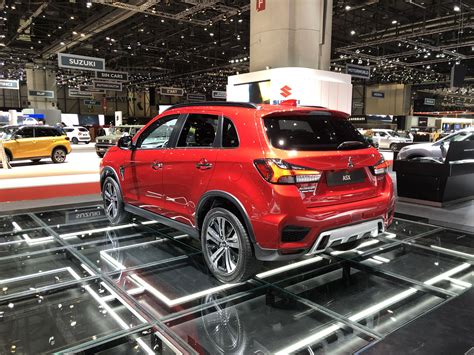 Mitsubishi Rvr 2020 by 2020 Mitsubishi Rvr Geneva Pictures Gallery And Info