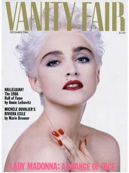 Vanity Fair Articles by 1986 Vanity Fair Fabulous Magazine Covers From The Year