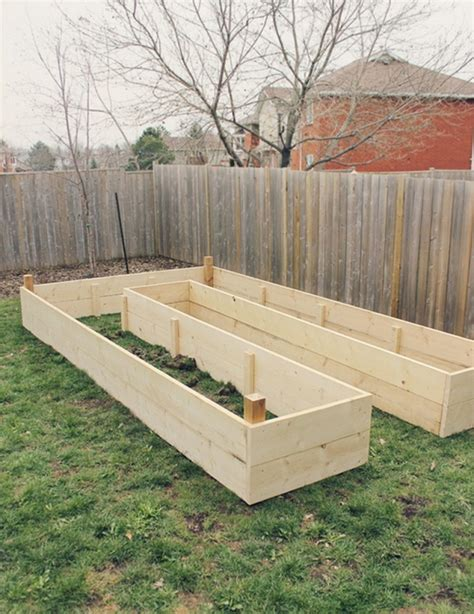 building a raised garden bed learn how to build a u shaped raised garden bed home