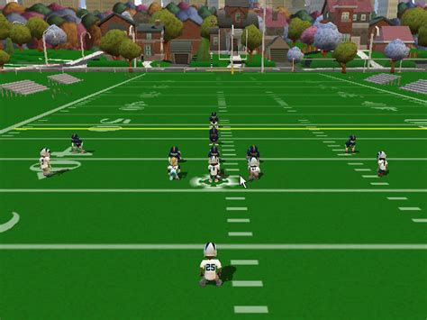 backyard football 2008 后院美式足球下载 飞翔游戏