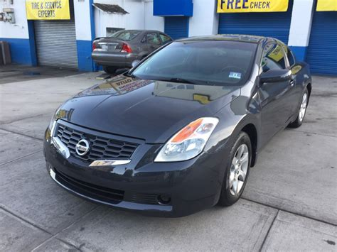 2009 Nissan Altima For Sale by Used 2009 Nissan Altima 2 5 S Coupe 6 590 00