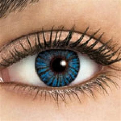non prescription color contacts true sapphire miscellaneous 43 accessories tradesy