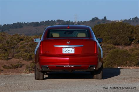 2013 Cadillac Xts Review by Review 2013 Cadillac Xts The About Cars