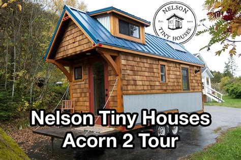 design your own tiny home on wheels acorn tiny house on wheels by nelson houses idolza