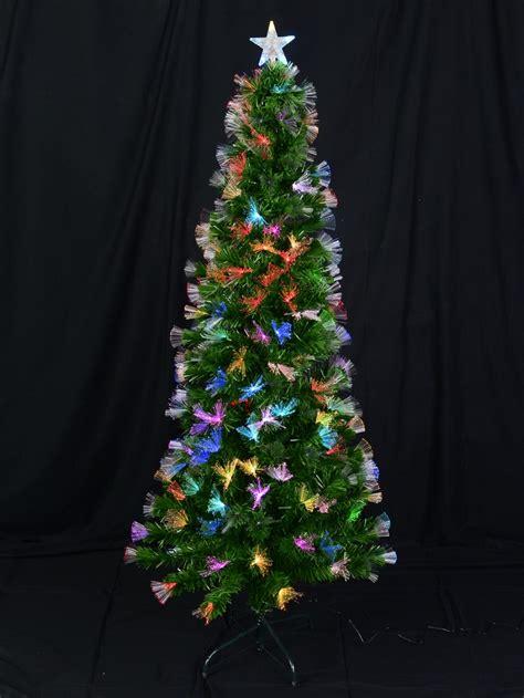 fibre optic christmas tree  colour changing led star  christmas trees buy