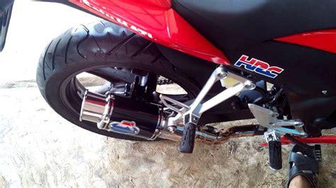 Knalpot Cbr 150 Modif Modifikasi Knalpot Cbr 250 Rasa 7537d32e