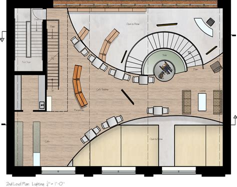 bookstore design floor plan extreme sports book store by lauren mammano at coroflot com