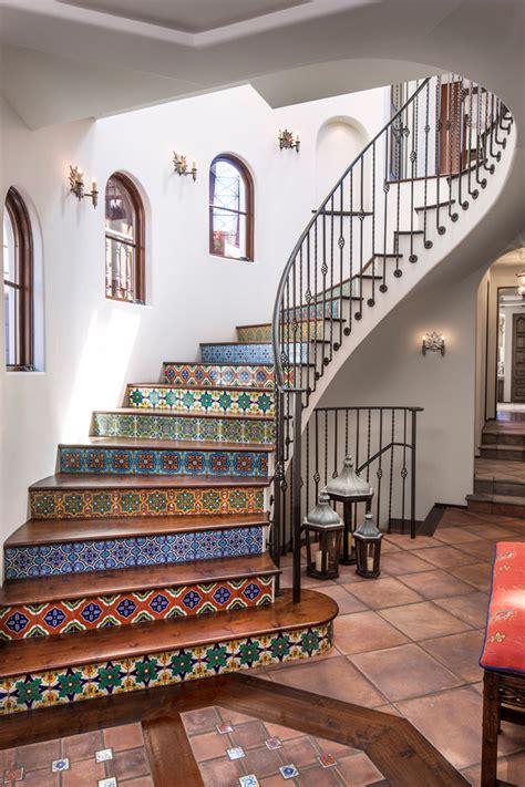 Mexican Bathroom Ideas stylish mexican tiles convention los angeles mediterranean