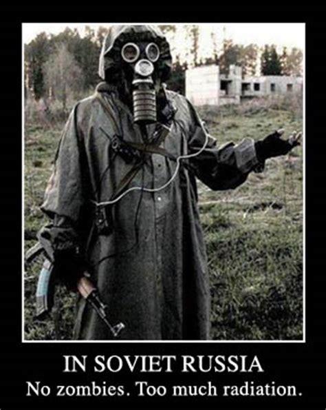 """""""In Soviet Russia """" jokes."""