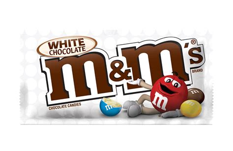Mm Chocolate white chocolate m ms will be available year