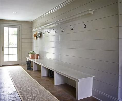 shiplap garage wall 25 best ideas about garage walls on pinterest workshop