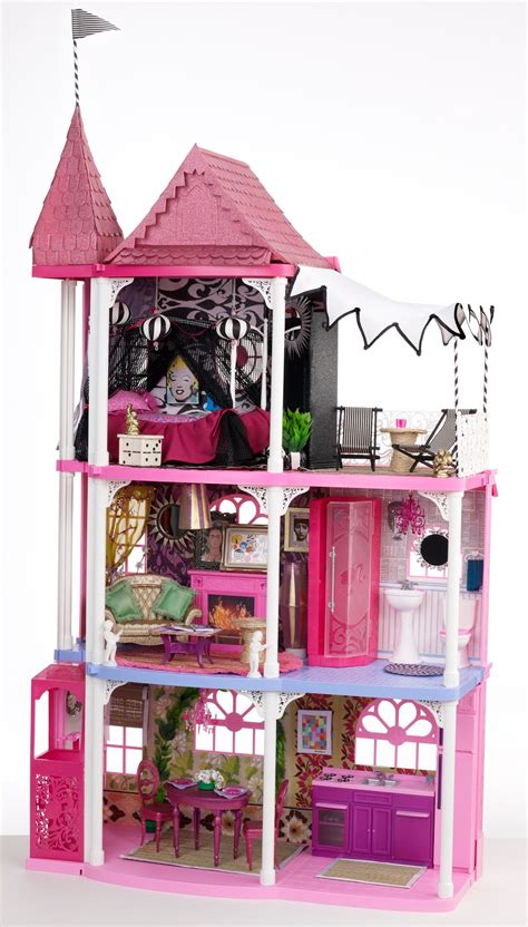 barbie dream houses mark montano the official mattel barbie dream house photo