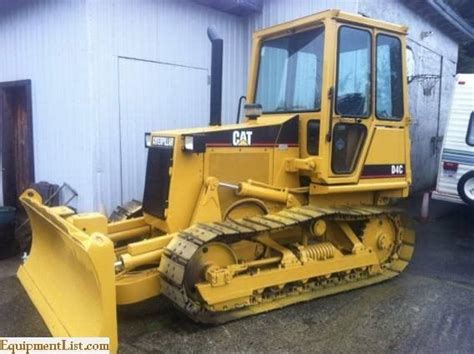 Bulldozer Cat D4c cat d4c bulldozer crawler for sale classifieds