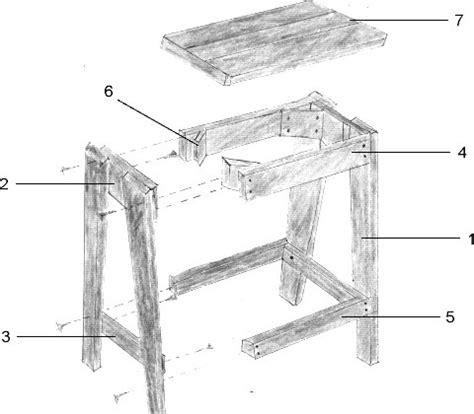 baby cradle building plans stool designs  wood