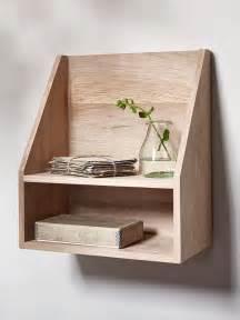 Small Wooden Shelf Unit by Best 25 Wooden Shelf Unit Ideas On Barn Wood