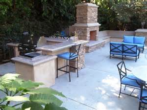Outdoor Kitchen Kits by Awesome 7 Outdoor Kitchen Kits Design Homydesigns Com