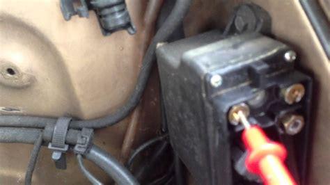 quick glow plug relay check youtube