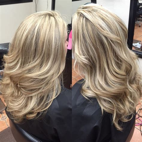blonde hair with lowlights 60 alluring designs for blonde hair with lowlights and