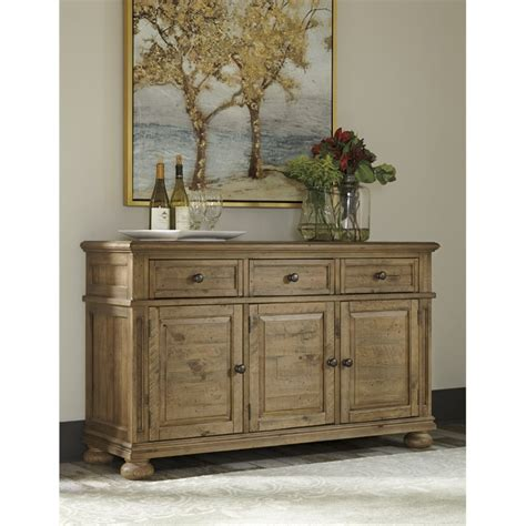 dining room storage buffets servers ashley furniture homestore ashley trishley buffet in light brown d659 60