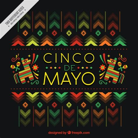 cinco de mayo background beautiful cinco de mayo background vector free