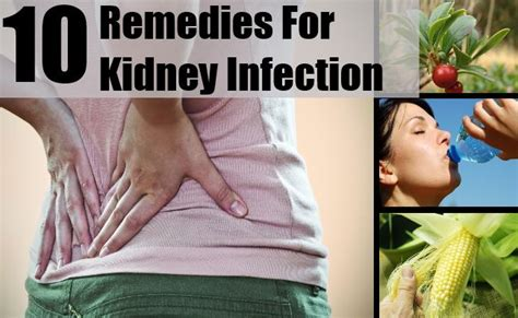 10 home remedies for kidney infection treatments