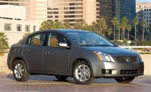 2008 Nissan Sentra Se R Spec V Review Car And Driver