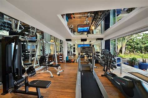 home gym ideas impressive home design luxury items no man cave could be without therichest