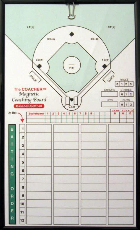 c 700 baseball softball framed magnetic board the