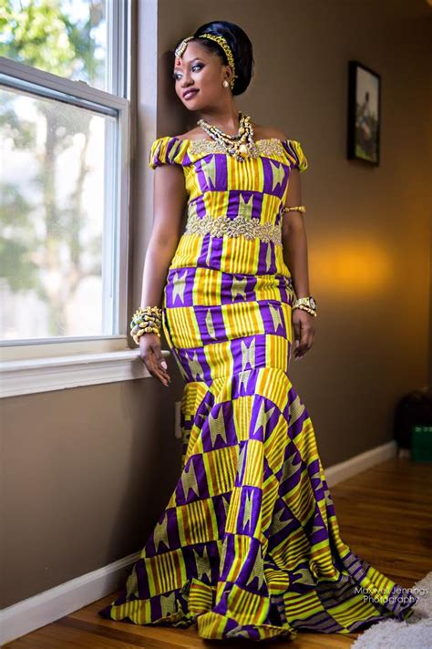 Nice Kente Styles For Weddind | 12 kente brides who broke the internet vol 2 i do ghana