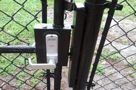 backyard gate lock fence gate locks 7 day locksmith