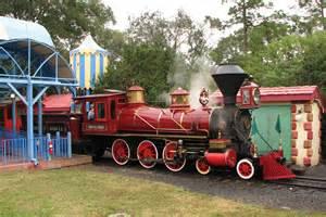 Ride On Backyard Trains File Walt Disney World Railroad Train Jpg Wikipedia